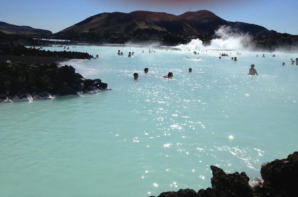 thermal water iceland blue lagoon