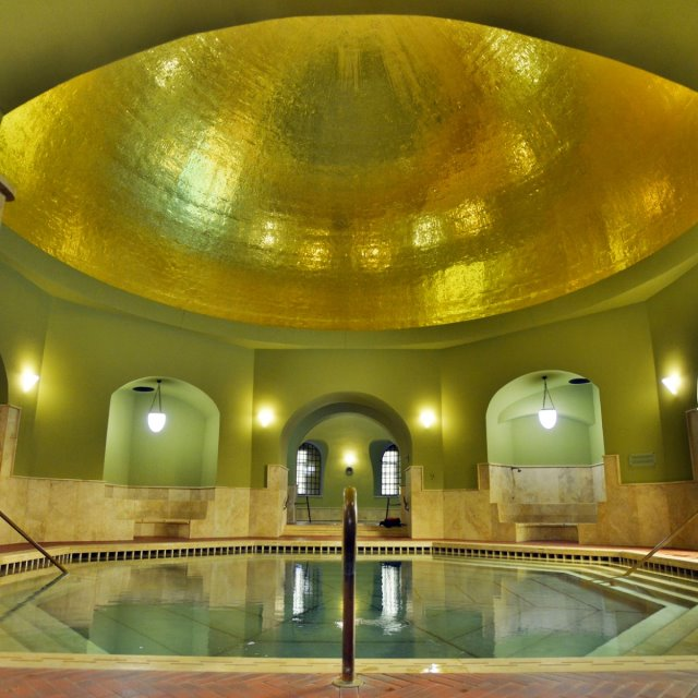 Turkish bath in eger