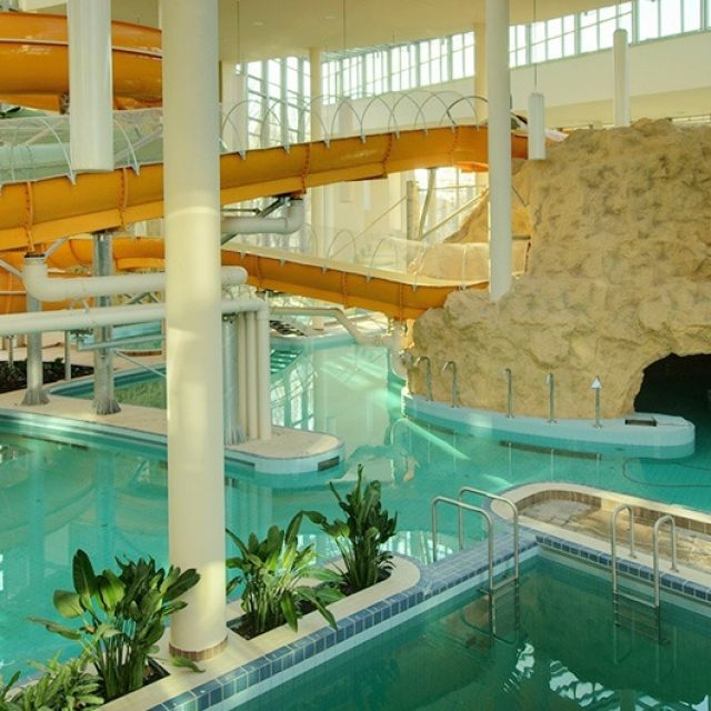 Gyula, medicinal thermal bath