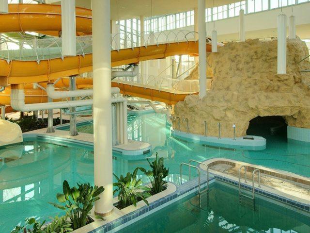 Gyula, medicinal thermal bath