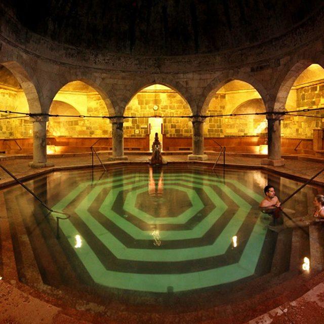 Rudas, medicinal thermal bath – Budapest