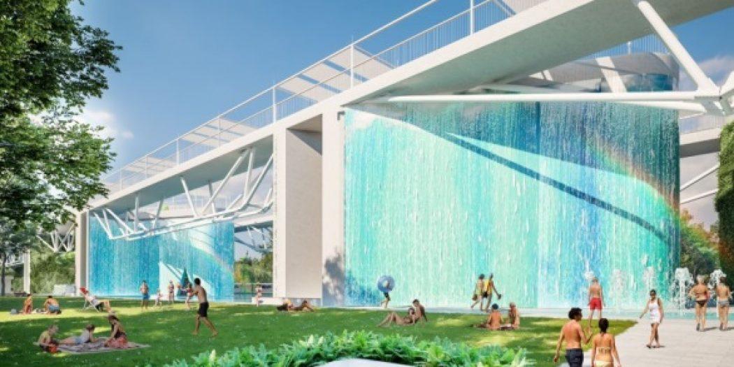 Debrecen and its insane futuristic thermal park