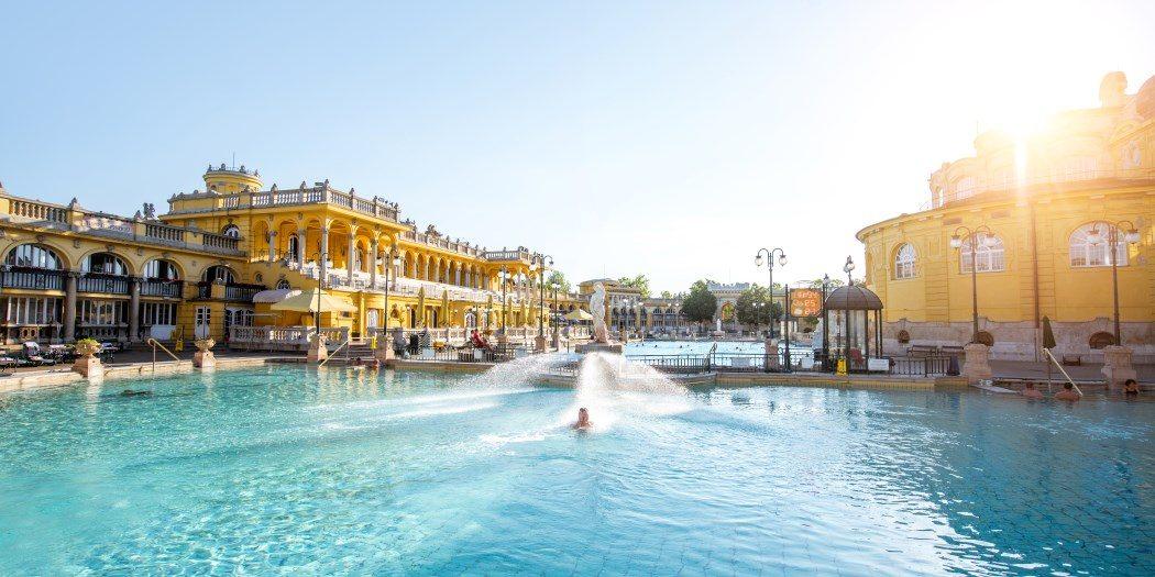 Budapest : les 3 plus belles stations thermales en 3 jours