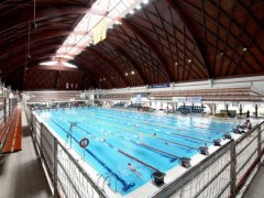 swimming pool 50 meter in hungary